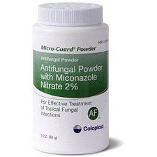 Coloplast® Micro Guard® Antifungal Powder - 3 Oz. Bottle