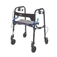 Clever Lite Jr. Rollator Walker w/ 5 in. Casters