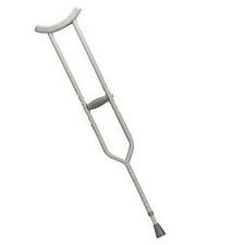 Tall Adult Bariatric Heavy Duty Crutches