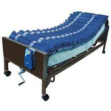 5 in. Med Aire Low Air Loss Mattress System w/ APP