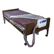 MedAire Low Air Loss Mattress Replace System w/Alt Pressure