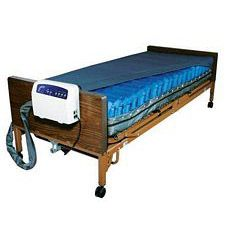 MedAire Low Air Loss Mattress Replace System w/Alarm