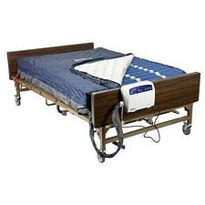 MedAire Bariatric Mattress Replacement System (80 x 54 x 10 in.)