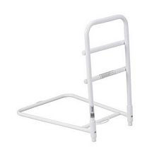 Home Bed Assist Rail, White