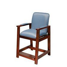 Hip High Chair in Cherry Wood