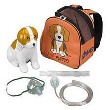 Pediatric Beagle Compressor Nebulizer w/Kit and Bag