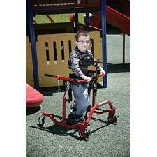 Pediatric Comet Red Anterior Gait Trainer
