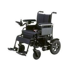 Cirrus Plus 18 in. Folding Power Wheelchair