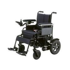 Cirrus Plus 20 in. Folding Power Wheelchair