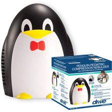 Pediatric Penguin Nebulizer Compressor
