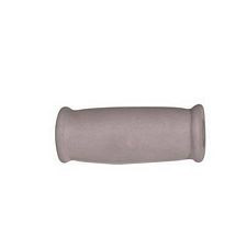 Crutch Hand Grips - 1 Pair (Grey, Closed Style)