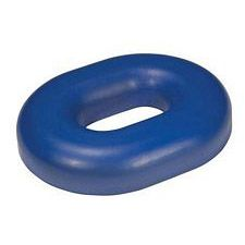Foam Ring Cushion, Blue