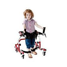 Pediatric Star Red Posterior Gait Trainer