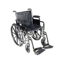Silver Sport 2 Wheelchair w/Detach. Desk Arm & Swing Foot