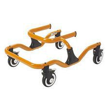 Tyke Trekker Orange Gait Trainer