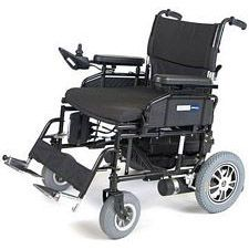 Wildcat 450 Heavy Duty Folding Power Wheelchair (24 in. Sling Seat)