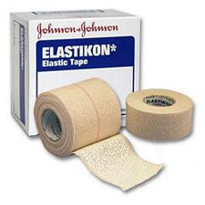 Johnson & Johnson Elastikon Tape (4 in. x 5 yd)