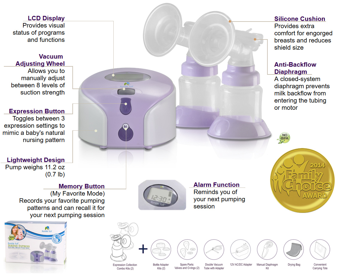 Rumble Tuff Serene Express Home Medical Supplies From Nextra Health